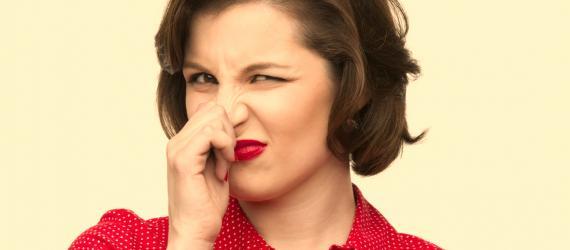 Выделения из влагалища с неприятным запахом